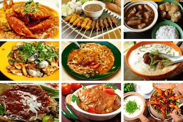 ăn gì ở singapore